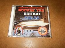 CD (RRR 1003) - various artists - ROCKIN THE BRITISH AISLES