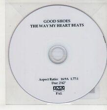 (GS996) Good Shoes, The Way My Heart Beats - 2010 DJ DVD