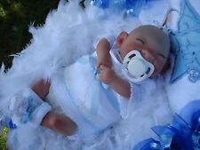 """Fantasy-Windelbaby""""Träumerle""""Puppe,Spielepuppe,Sammlerpuppe,Babypuppe,Reborn"""