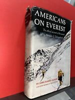 AMERICANS ON EVEREST 1964 1st Ed JAMES RAMSEY ULLMAN, NORMAN DYHRENFURTH