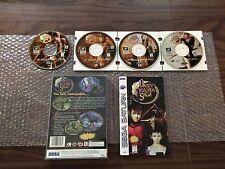 Panzer Dragoon Saga (Sega Saturn, 1998) Complete - Tested