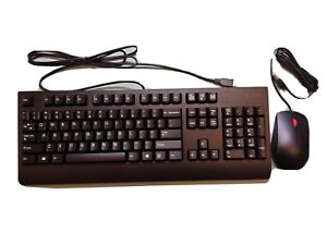 Lenovo Wired Keyboard & Mouse Combo