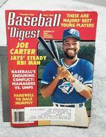 Baseball Digest September 1993 Joe Carter Toronto Blue Jays