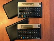 Hewlett-Packard Hp 12C Financial Calculator