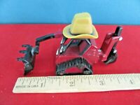 54.  2005 BENNY Bob the Builder Diecast 5 Inches x 1-1/2 Approx. Backhoe Scoop
