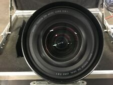 Sanyo LNS-W03(L7A23011) Projector Short Throw On Axial Lens 0.8:1*USED WORKS* #1