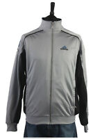 ADIDAS Vintage Retro Festival TrackSuit Top Grey, Navy, Blue Chest 46'' SW1385