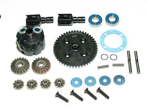 80937 TEAM ASSOCIATED RC8T3.1 TRUGGY 46T CENTER DIFFERENTIAL SET