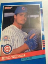 1991 Donruss #312 Mitch Williams
