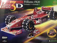 WILLIAMS  FW20 FORMULA 1  WREBBIT PUZZ 3D 975 FORMULE 1 puzzle puzz 3d SEALED