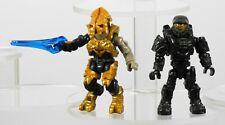 Halo Mega Bloks UNSC Attack Gausshog Arby & Chief (Spares)   Mattel Toys