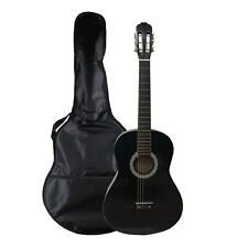 Navarra chitarra classica nera 3/4 con borsa