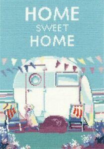 Vintage Home Cross Stitch Kit