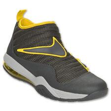 Nike Air Max Shake Evolve sz 13. Grey Yellow. 511494-004 Dennis Rodman ndestrukt