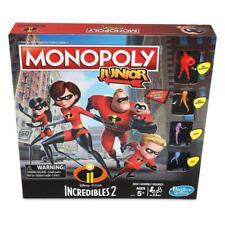 Disney E1781102 The Incredibles Monopoly Junior