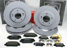 Hyundai i40 - Zimmermann Bremsscheiben Bremsbeläge Bremsen für vorne hinten