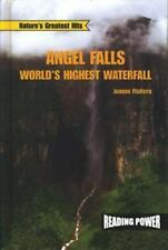 Angel Falls: World's Highest Waterfall (Reading Power: Nature's Greate-ExLibrary