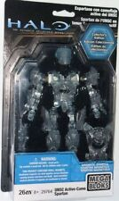 UNSC ACTIVE-CAMO SPARTAN mega bloks magnetic figure NEW halo 29764