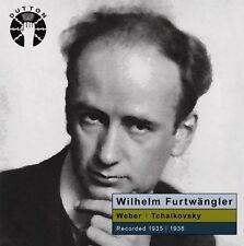 Wilhelm Furtwängler conducts Weber & Tchaikovsky