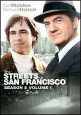 The Streets of San Francisco: Season 5 Volume 1 [New DVD] Full Frame, Subtitle