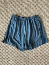 Nike Dri-Fit Running Shorts with Inner Brief Lining MENS Size L