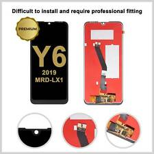 For Huawei Y6 2019 MRD-LX1 Lcd Display Touch Screen Digitizer Glass Replacement