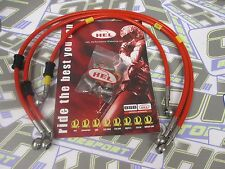 HEL Performance Stainless Front & Rear Brake Line Kit - Honda CBR600RR 2007-2016