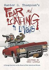 Hunter S. Thompson's Fear and Loathing in Las Vegas New Hardcover Book Troy Litt