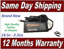Dell inspiron 15 5000 series (5559) Replacement Laptop Adapter 65W AC Charger