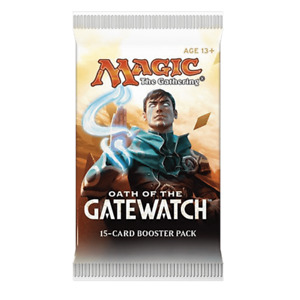 MTG OATH OF THE GATEWATCH Booster Pack!! (x 1)