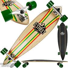 "D street ""canard pilet rascal"" skateboard longboard 38"" road rider freeride carve"
