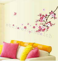 Removable Art Vinyl Quote DIY Flower Wall Sticker Decal Mural Home Decor NEW