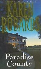 American Sisters: Paradise County by Karen Robards 2000 Hardcover FIRST EDITION