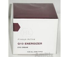 HL HOLY LAND Q10 Energizer Eye Cream 15ml / 0.5oz coenzyme