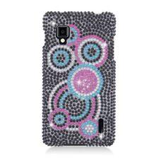 Carcasas Para LG Optimus G color principal negro para teléfonos móviles y PDAs