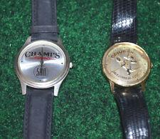 Fossil Limited Edition 63 of 188 Champs Bulova Florida Gators Wrist Watches