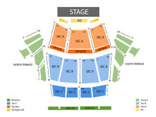 The Shins 2 Tickets Greek Theatre FRONT SECTION A Los Angeles 9/29