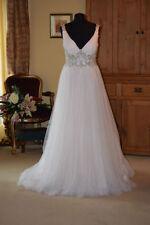 Maggie Sottero Regular Size Sleeveless Wedding Dresses