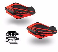 PowerMadd SENTINEL Handguard Guards KIT Red/Black Honda TRX700XX 700XX  34402