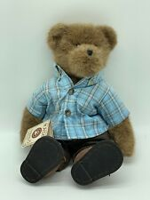 Boyds Bears Kellan LaBrewin #904621 2007 14� Plush Out of the Blue Cafe Nwt