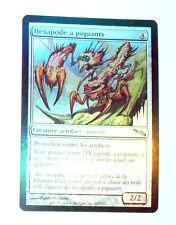 HEXAPODE A PIQUANTS - CREATURE ARTEFACT INSECTE - VF CARTE MTG MAGIC HOLO