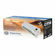 PREMIAIR OVER DOOR SHOP HEATER WITH MODERN LED DISPLAY AND REMOTE - 2KW