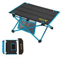 Ultra-light Folding Camping Picnic BBQ Table Outdoor Camp Desk Portable Mini PTA