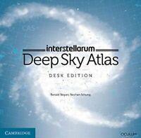 interstellarum Deep Sky Atlas Desk Edition by Ronald Stoyan 9781107503380