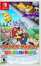 Paper Mario : The Origami King - Switch | Lire La Description