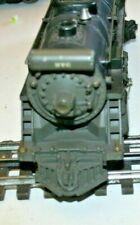 LIONEL 2025 AND 6466W TENDER FOR PARTS OR RESTORATION.