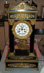 Amazing Antique Ottoman Clock from 19th century Rare++