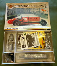 PROTAR Fiat Mefistofele 1923 metall metal metallo originell original originale