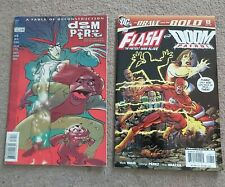Doom Patrol 80 + The Brave and the Bold 8 - DC Comics - The Flash team-up