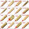 Stock Original Red Dot Laser Cartridge Bore Sighter Thread Arrow Sighting Scopes
